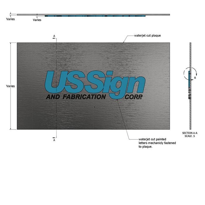 Plaque Construction